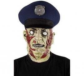 Masque de Police Zombie
