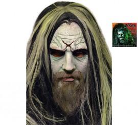Máscara de Rob Zombie de Hellbilly Deluxe