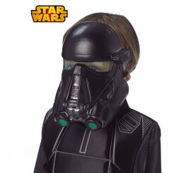 Máscara de Stront Negro infantil de Star Wars