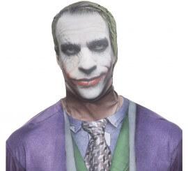 Máscara de tela de Joker Oscuro