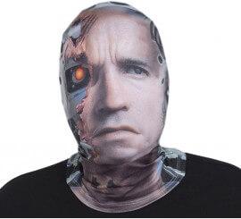 Máscara de tela de Terminator