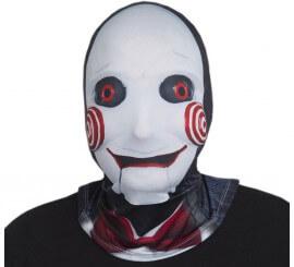 Máscara de tela de Títere de Saw