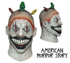 Máscara de Twisty el payaso de American Horror Story