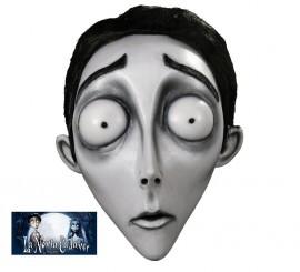 Máscara de Víctor de La Novia Cadáver