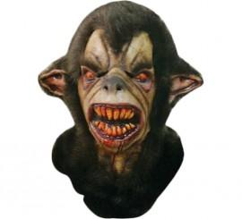 Masque de Gorille en Rage Wulver en Latex Halloween