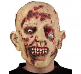 Máscara de Zombi con ojo colgando