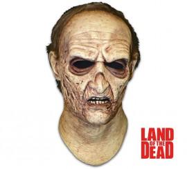 Máscara de Zombie de La tierra de los muertos vivientes