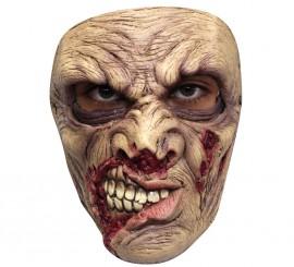 Máscara de Zombie descarnado