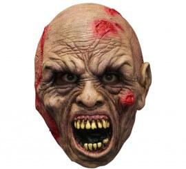 Máscara de Zombie Gritando