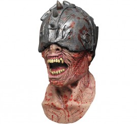 Máscara guerrero waldhar warrior para Halloween