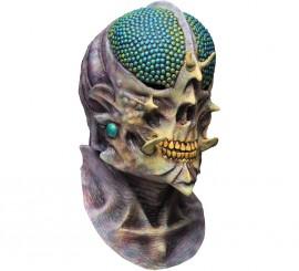 Máscara monstruo mosca Cynomya para Halloween