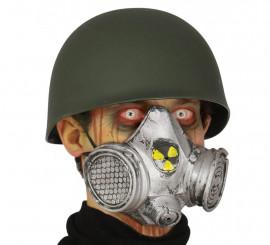 Máscara o careta de Gas Nuclear