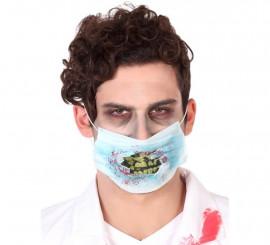 Mascarilla de Doctor Zombie