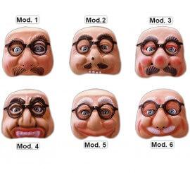 Demi-masque avec des Lunettes