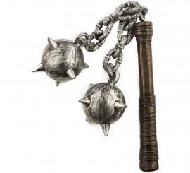 Maza con Doble Bola de Tortura de 70 cm