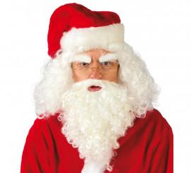 Melena y Barba de Papá Noel
