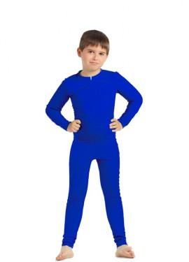 Mono interior Azul para niños