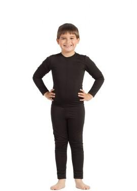 Mono interior Negro para niños