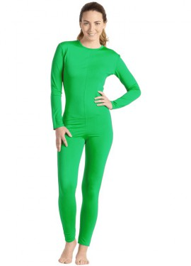 Mono interior Verde para mujer