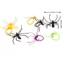Pack de 100 Anillos de Araña en colores surtidos