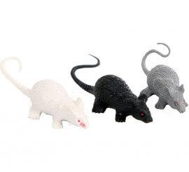 Pack de 3 Ratas 11 cm