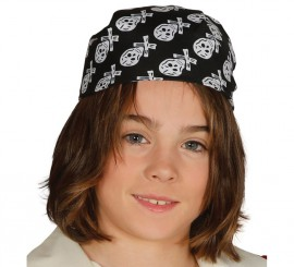 Pañuelo de Pirata infantil