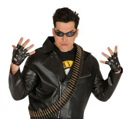 Par de guantes Sado o Punk y Motero