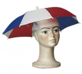 Parasol o sombrilla cabeza plegable
