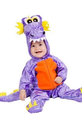 Pelele Dragón DRAQUI para bebés de 10 meses
