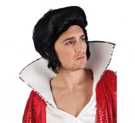 Peluca de Elvis para hombre