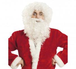 Peluca Y Barba Santa Claus