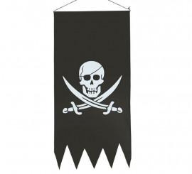Pendón Pirata 43X86 Cm
