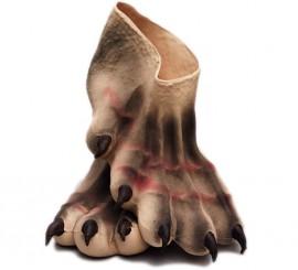 Pies Monstruo de látex