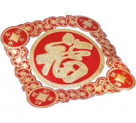 Plafón de Decoración china 33 cm