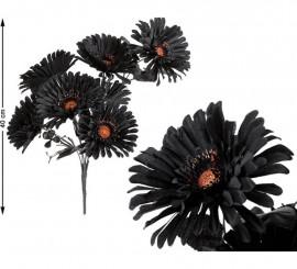 Bouquet de Marguerites Noires 40 cm