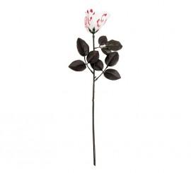 Rosa Ensangrentada de 49 cm