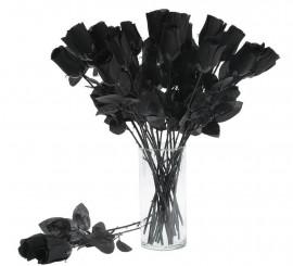 Rosa Negra de 44 cm