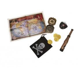 Set de Pirata Buscatesoros