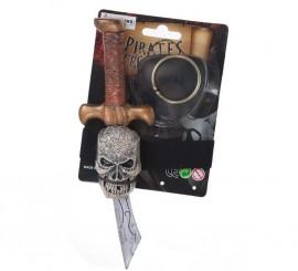 Set Pirata (Daga 22Cm., Parche Y Pendiente Aro)