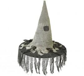 Sombrero de Bruja harapiento