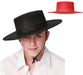 Sombrero de Cordobés en varios colores