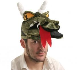 Sombrero de Dragón con cuernos