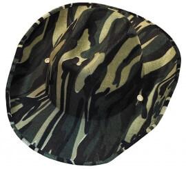 Sombrero de explorador mimetizado