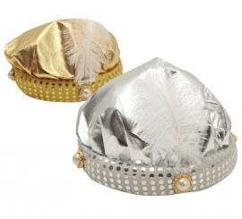 Gorros y Sombreros para Disfraces de Árabe e Hindú · En Disfrazzes aa7b6da00df