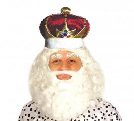 Sombrero o Turbate de Rey Mago