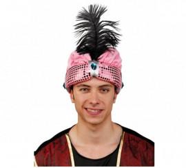 Sombrero Paje con pluma