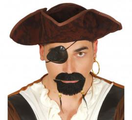 Sombrero Pirata del Caribe