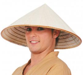 Sombrero Vietnamita de paja