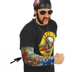Manga Tatuaje para brazo