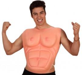 Torso Musculoso en PVC